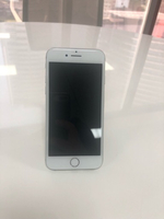 Used Iphone 7 128 GB Silver in Dubai, UAE