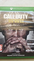 Used COD WW2 xbox one in Dubai, UAE