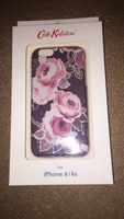 Cath kidston iPhone 6 or 6s cover