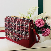 Used New Unused Red Hand bag for Woman  in Dubai, UAE