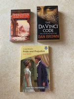 "Used 3-Book Bundle ""Classics"" in Dubai, UAE"