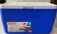 Used Coleman 48 quarts cooler in Dubai, UAE