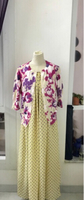 Used Polka Dot Maxi with Cardigan  in Dubai, UAE
