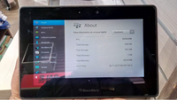 Used Blackberry playbook 64gb in Dubai, UAE