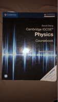 Used Cambridge IGCSE Physics Coursebook in Dubai, UAE