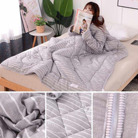 """Used Wearable """"Lazy quilt"""" queen size NEW in Dubai, UAE"""
