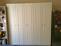 Used Excellent quality wardrobe  in Dubai, UAE