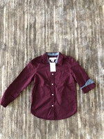 Used H&M shirt size 7-8 years old new in Dubai, UAE