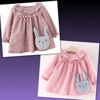 Used 9 Beautiful Dress for a Baby Girl in Dubai, UAE