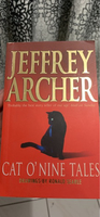 Used Jeffery Archer - Cat O'Nine Tales  in Dubai, UAE