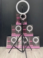 Used RINGLIGHT NEW WITH STAND AMAZING in Dubai, UAE