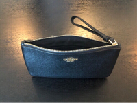 Used Black Brand new coach large wristlet in Dubai, UAE