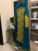 Used Jalabiya worn once only in Dubai, UAE