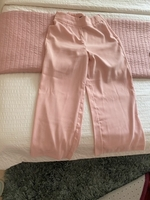 Used Zara, pink pants  in Dubai, UAE