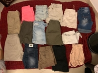 Used Shorts offer 15 pices Size 10 Eur in Dubai, UAE