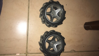 Used Two paddle tire RC car in Dubai, UAE