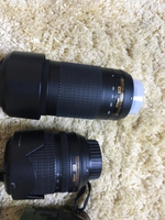 Used Nikon D7500 with 18-105 and 70-300  in Dubai, UAE