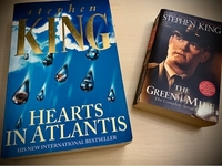 Used Stephen Kings' Two Books in Dubai, UAE