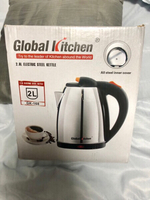 Used Brand new 2L electric kettle in Dubai, UAE