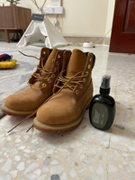 Used Timberland women boots for AED 400 in Dubai, UAE