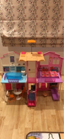 Used Barbie doll house in Dubai, UAE
