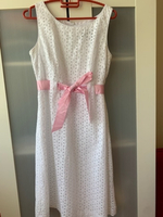 Used Embroidered midi dress in Dubai, UAE