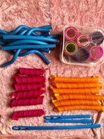 Hair curlers all styles