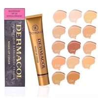 Used Dermacol make-up cover  in Dubai, UAE