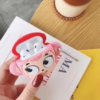 AirPod Cartoon shockproof case pinky