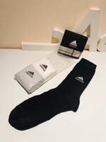 Used 6 pair adidas sport socks size EU 43-46 in Dubai, UAE