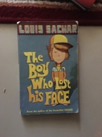 Used Book :The Boy who lost his Face in Dubai, UAE