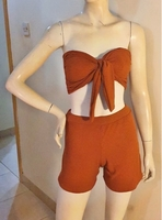 Used Dark orange beachwear in Dubai, UAE