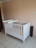 Used Mother care baby crib  in Dubai, UAE