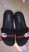 Used Gucci slippers size 42, in Dubai, UAE