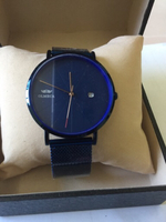 Used analog quartz watch Elimi30359 in Dubai, UAE