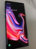 Used Note 9 128 GB single sim dot  in Dubai, UAE