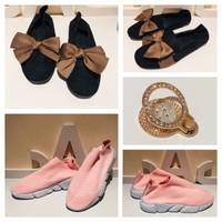 2 pair shoes 37 & Mobil ring