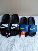 Used Nike Slippers 2pairs in Dubai, UAE