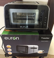 Used Euron toaster  in Dubai, UAE