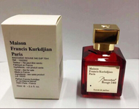 Used Maison Baccarat rouge 540 EDP tester  in Dubai, UAE
