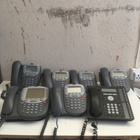 AVAYA LAN PHONE SET 7 units