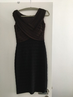 Used Adrianna Papell dress - new in Dubai, UAE