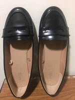Used Brand New Black Flat Shoes  in Dubai, UAE