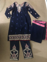 Used Indian dress NEW in Dubai, UAE