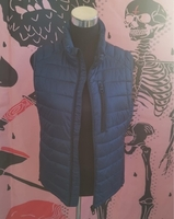 Used Zara Quilted Jacket without Sleeves in Dubai, UAE