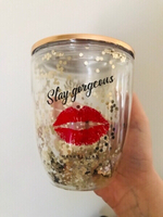 Used Sparkling Mug with kiss from maybelline  in Dubai, UAE