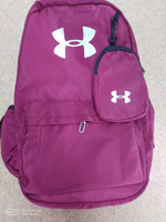 Used Under Armour bagpack pink  in Dubai, UAE