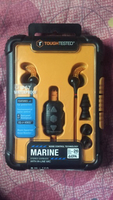 Used Toughtested waterproof headset brand new in Dubai, UAE
