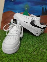 Used Nike Airforce 1 - White size 43 in Dubai, UAE