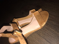Used  كعب نسائي Women's heel Size34  in Dubai, UAE